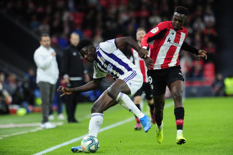 Real Valladolid confident they will keep Ghanaian defender Mohammed Salisu