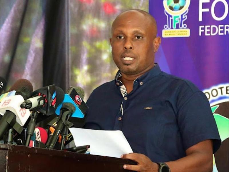Tanzania FA boss Karia wants foreign players barred from leaving the country