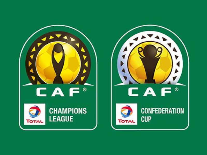 What are the options available for the suspended CAF Champions League?
