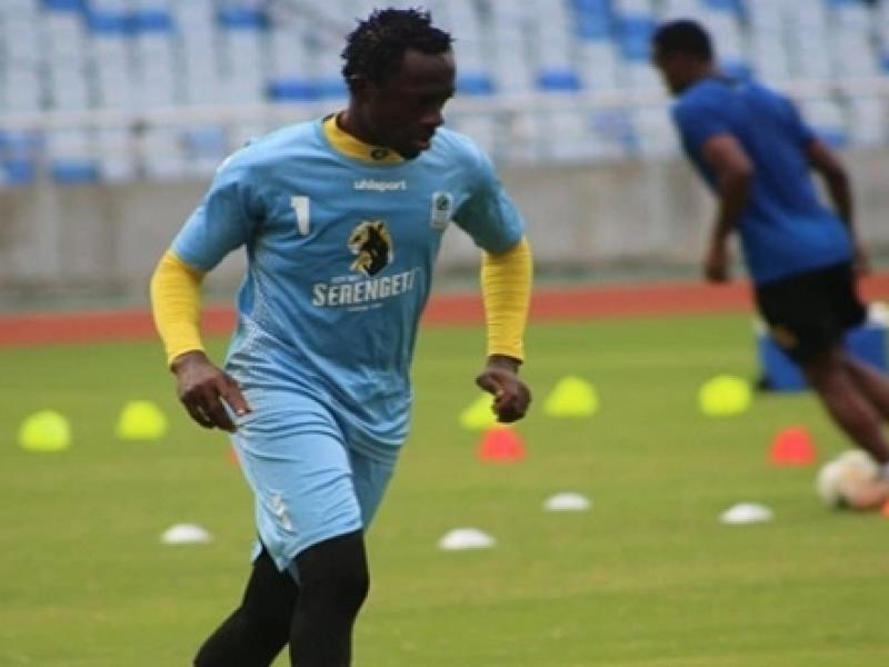 🇹🇿 Juma Kaseja vows to fight for a place in the national team