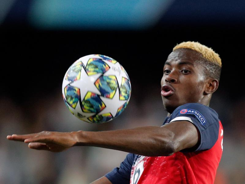 Inter Milan ready to hijack Napoli's bid for Victor Osimhen
