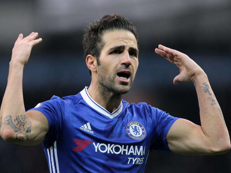 Fabregas reveals how Arsenal teammates forced him out of the club