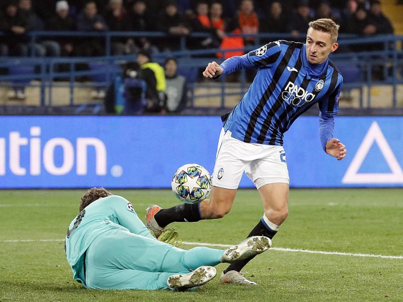 Leicester City working on a swoop deal for Atalanta defender Timothy Castagne