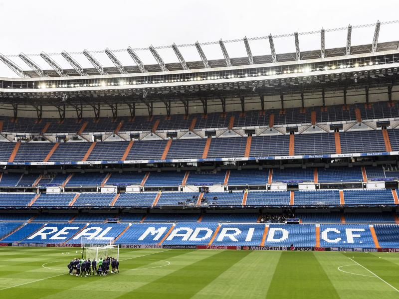 Real Madrid offer Santiago Bernabéu to be used as supplies centre in fight against Corona