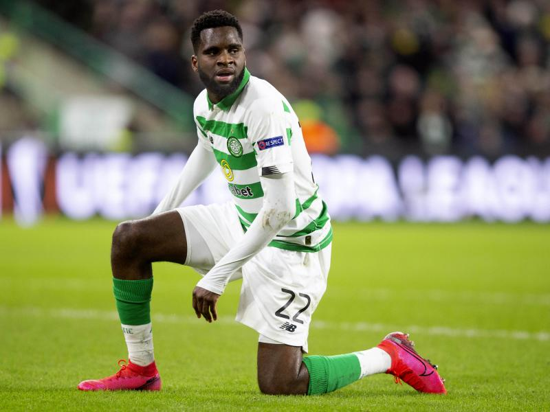Odsonne Edouard stalls on new Celtic contract as Man United express interest