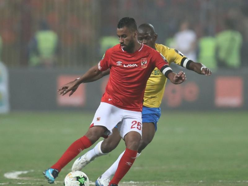 Saudi Arabia's Al Ittihad denies interest in Al Ahly's Ashour