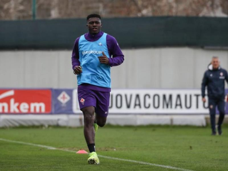 Alfred Duncan ready to hit the ground running for Fiorentina
