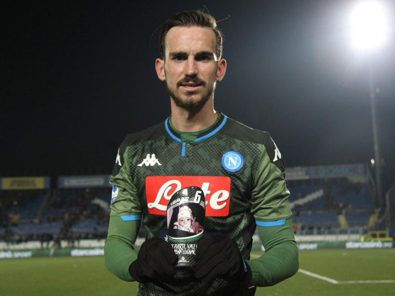 Napoli's Fabian Ruiz set for new contract amid growing interest from several clubs