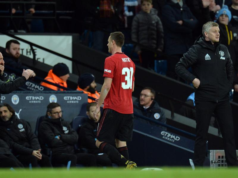 Revealed: Matic had problems with Ole Gunnar Solskjaer but all is well now