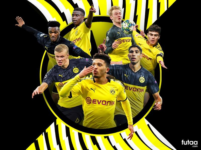 🐝7️⃣ The Super Seven young talents at Borussia Dortmund's disposal