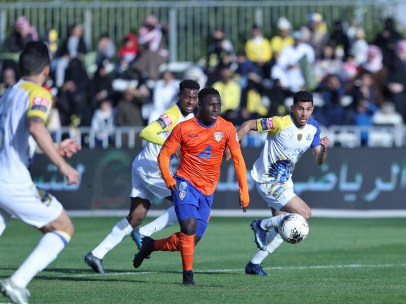 Samuel Owusu on his performances in Saudi Arabia