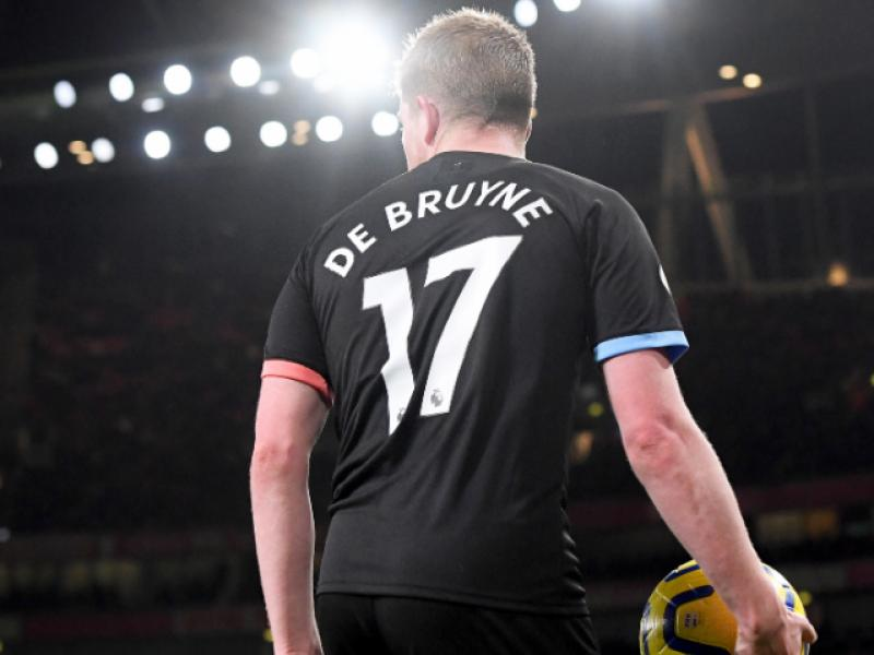 🏥 Guardiola provides an injury update on Kevin De Bruyne