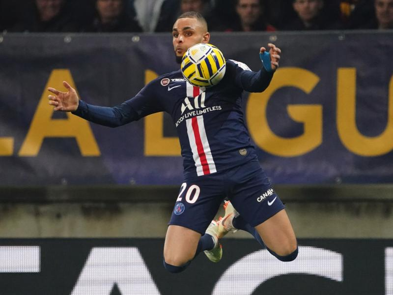 Arsenal interested in PSG defender Layvin Kurzawa who is linked with Barcelona