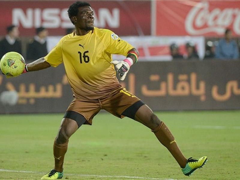 Legon Cities goalkeeper Fatau Dauda feels honoured to have been part of 2014 FIFA World Cup
