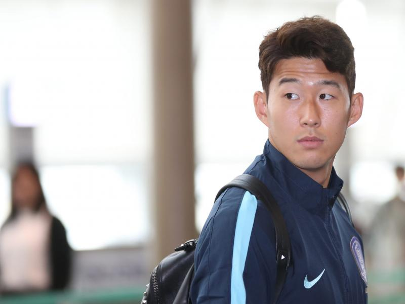 What exactly will Son Heung-min be doing during South Korea's mandatory military training?