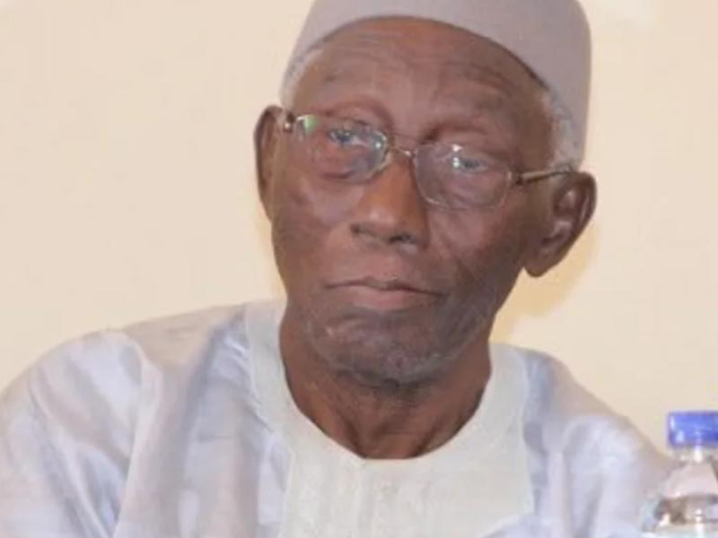 Former Gambian FA president Conateh dies
