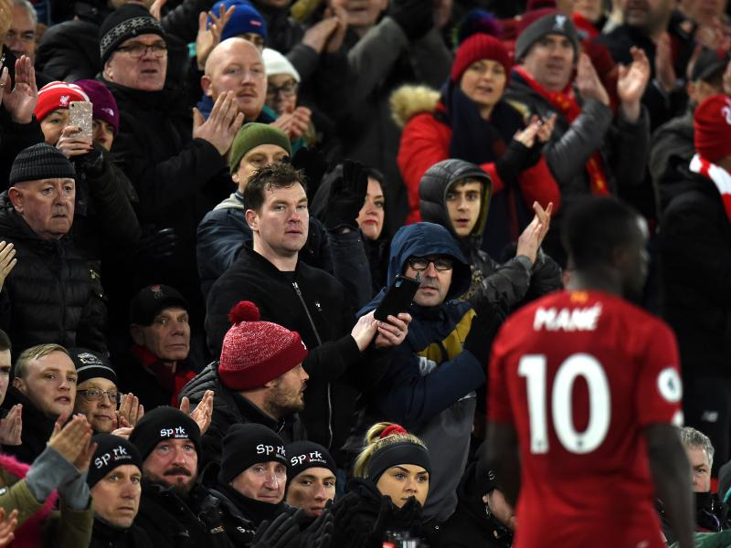 Liverpool announce plans to have fans back in their last game of the season