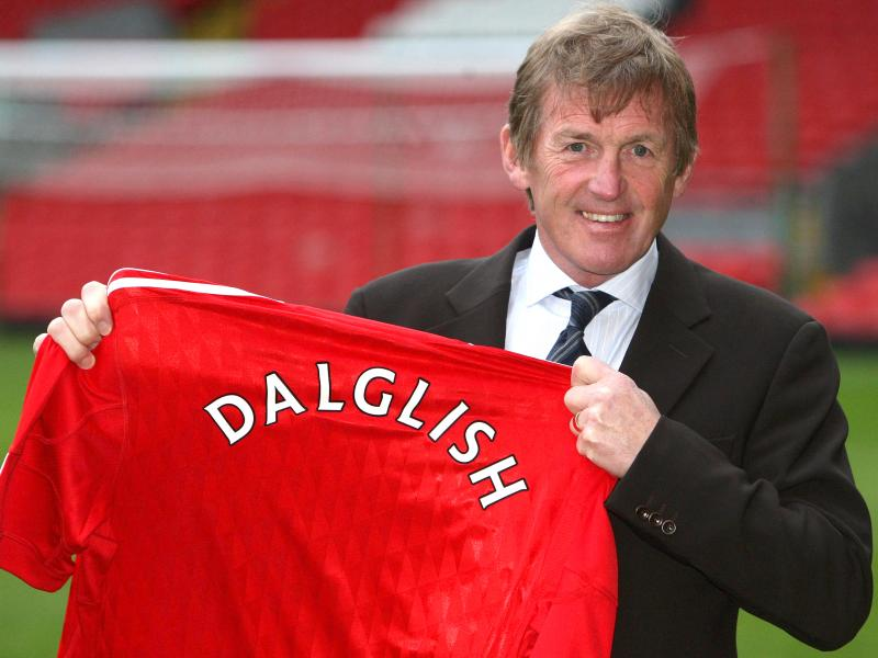 Liverpool legend Kenny Dalglish released from hospital