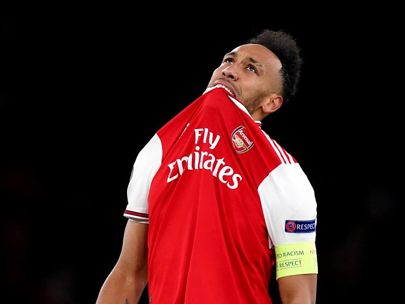 Will FA Cup final be Aubameyang's last game for Arsenal?