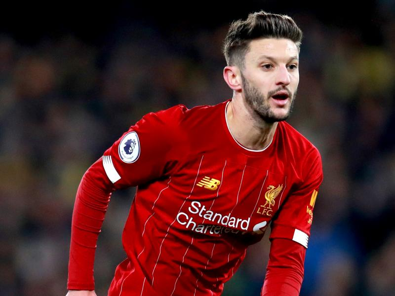Jurgen Klopp explains why Adam Lallana season at Liverpool is over despite contract extension