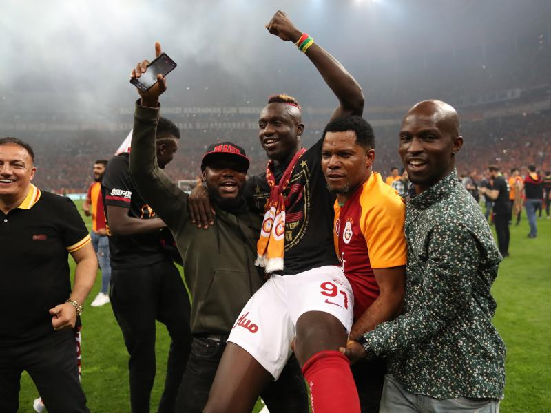 🇸🇳 Senegalese star Mbaye Diagne doesn't understand why Galatasaray sold him