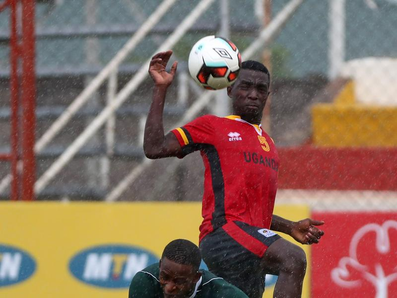 🇺🇬 KCCA on the verge of signing Vipers star Geoffrey Wasswa