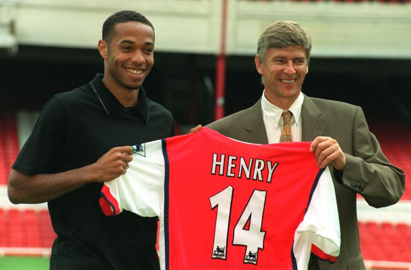 On This Day In 1999, Arsenal Signed The Great Thierry Henry