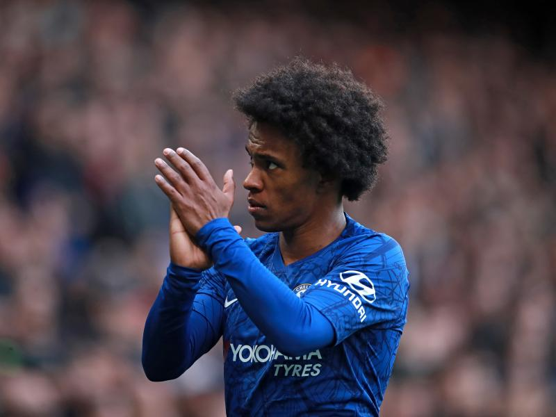 ⚽🌎 Transfer roundup: Tottenham table Willian bid, Man United identify Jadon Sancho alternative