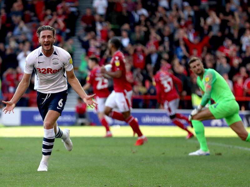 Rangers lose out on signing Preston North End goalkeeper Declan Rudd