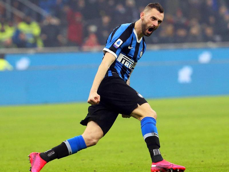 Hospital calls military to 'calm down' angry Inter Milan star Marcelo Brozovic