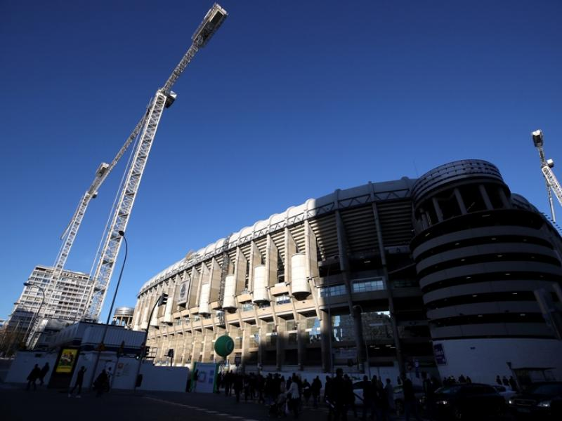 Why Real Madrid will play their remaining home matches away from the Santiago Bernabéu