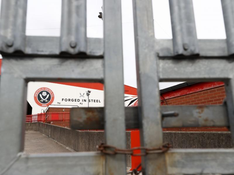 Sheffield United squad agrees wage deferral amid COVID-19 pandemic