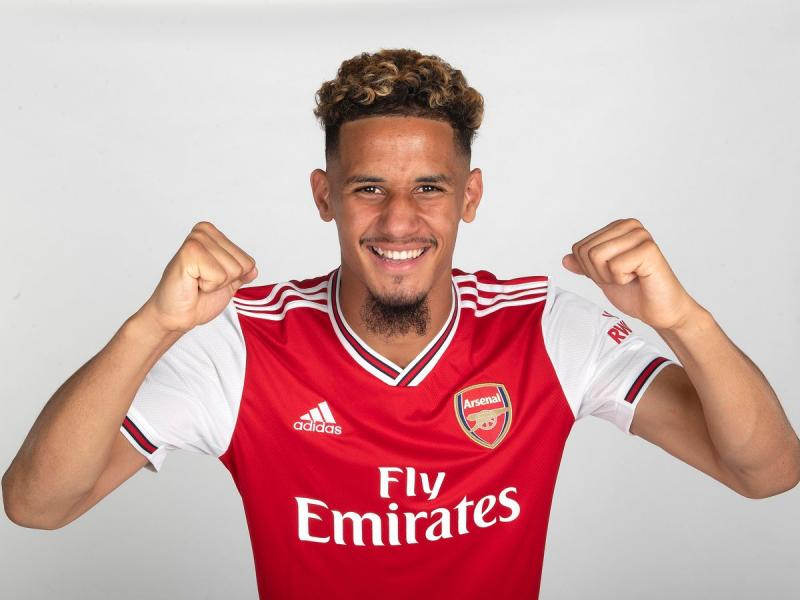 Arsenal respond to William Saliba loan exit