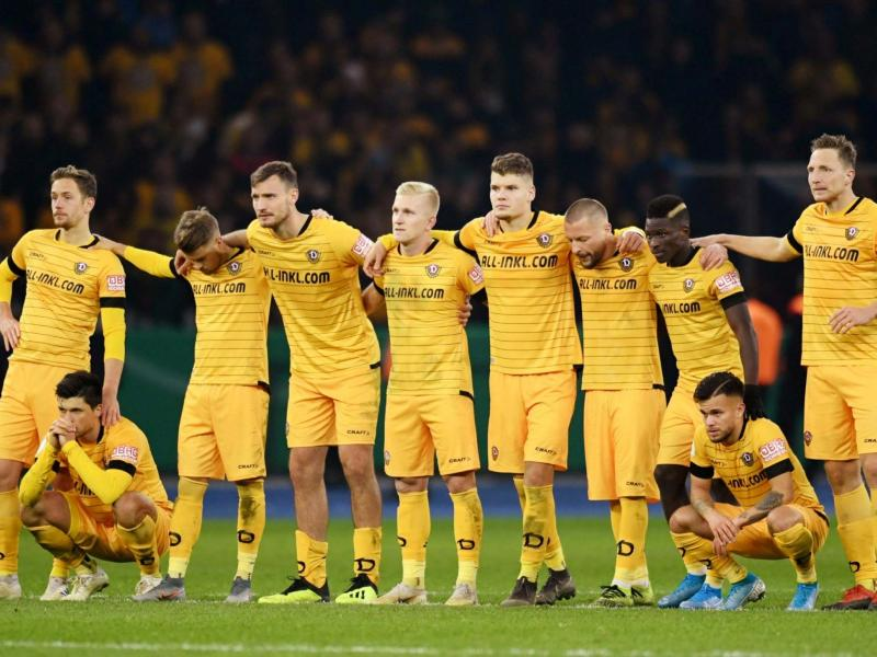 Bundesliga 2 restart hits a snag after two Dynamo Dresden players test positive for Covid19