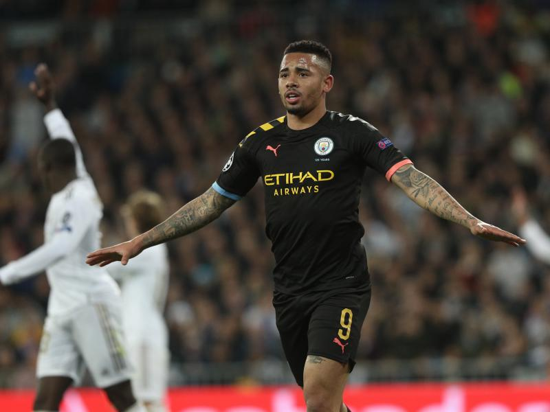 Gabriel Jesus sets a Premier League stat yet to be recorded by any Brazilian