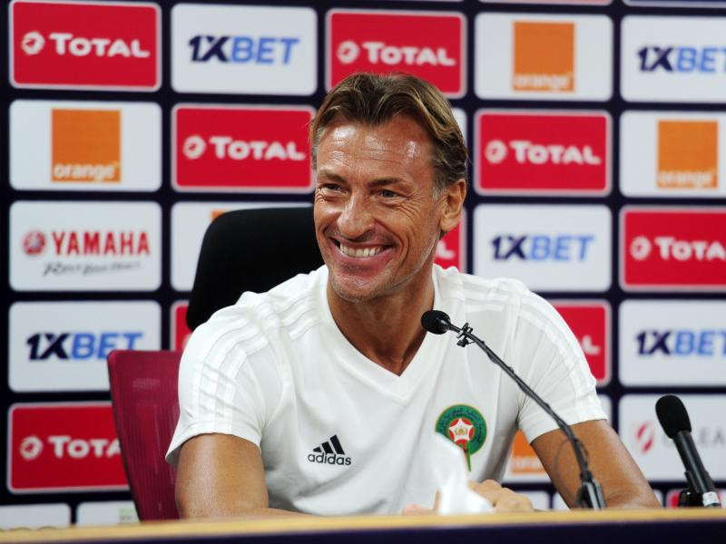 🇿🇲🏆🗣 Herve Renard shares the secrets to winning the AFCON