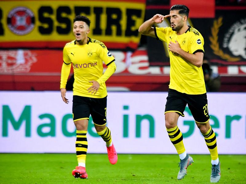 Emre Can advises Jadon Sancho against joining Man United - Futaa