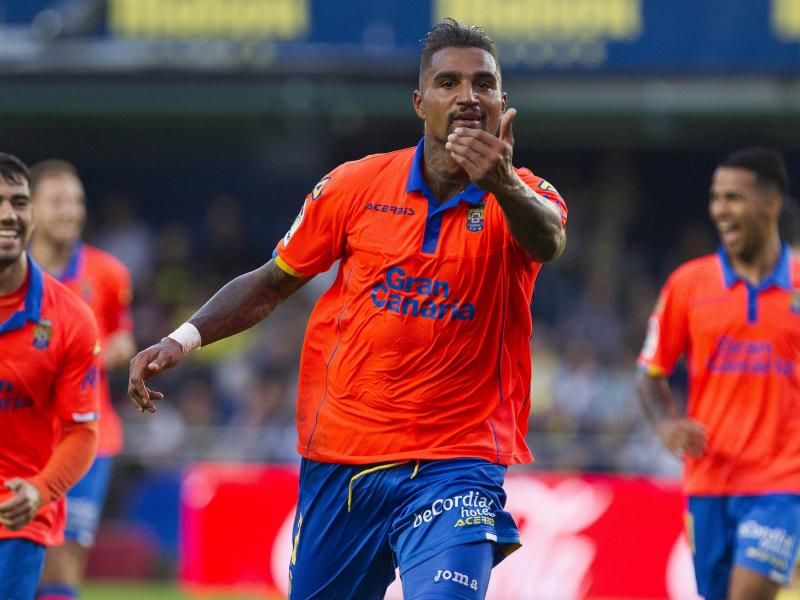 🍿 Kevin-Prince Boateng's glorious golazo for Las Palmas back in 2016