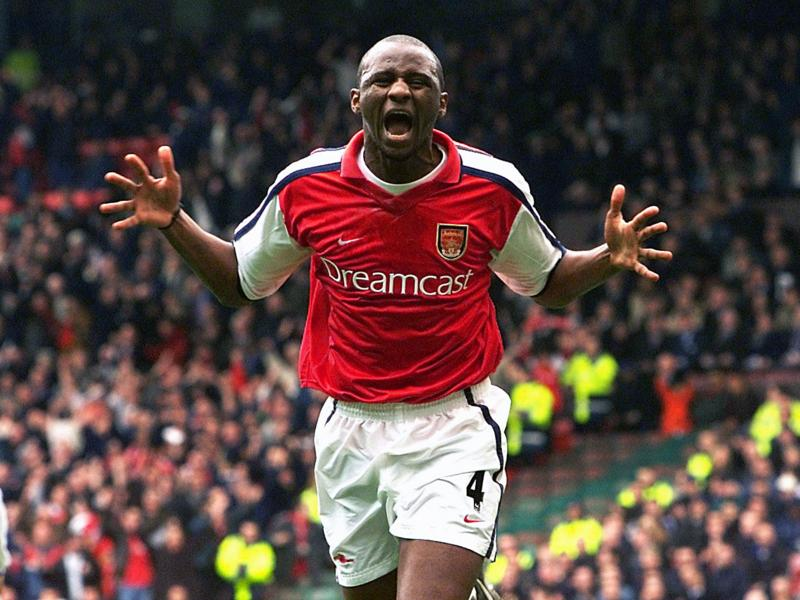 """🏆 Patrick Vieira: """"He came from Senegal, he played for Arsenal"""""""