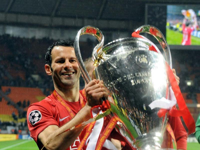 Ryan Giggs on why Man United's next Premier League title will be in 20 years