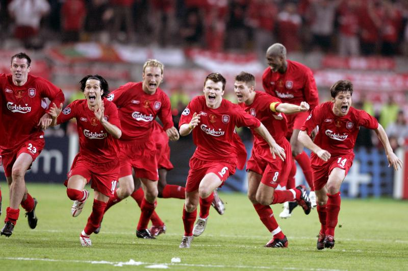 🔴 On this day in 2005: Fifteen years on from the Istanbul Miracle