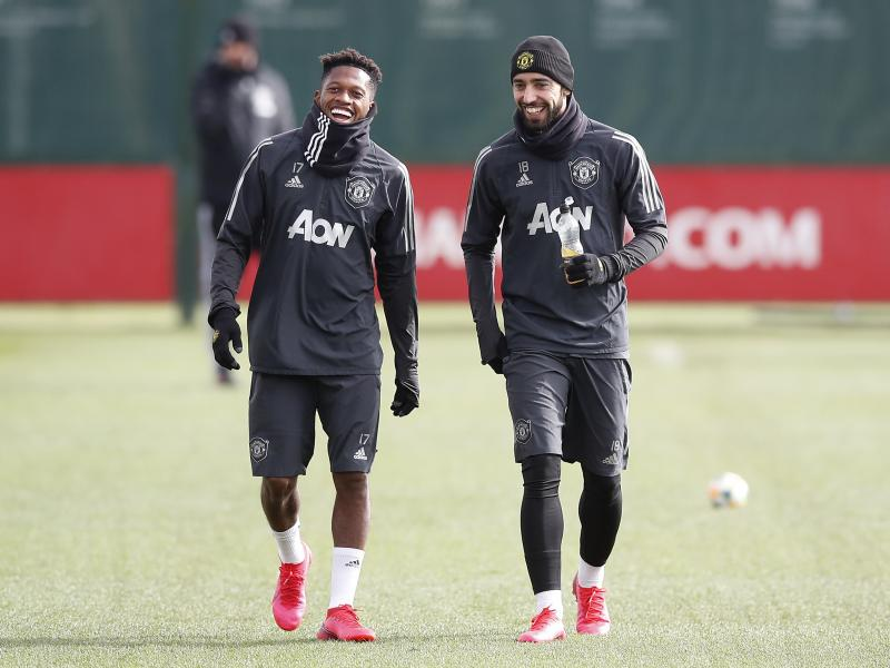 Europa League: Fred warns Manchester United teammates