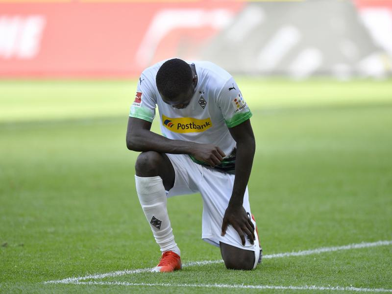 Bundesliga won't punish players supporting George Floyd protests
