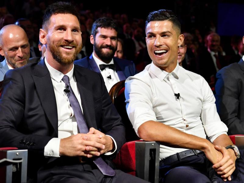 Revealed: How Messi and Ronaldo voted in the FIFA Best Awards 2020