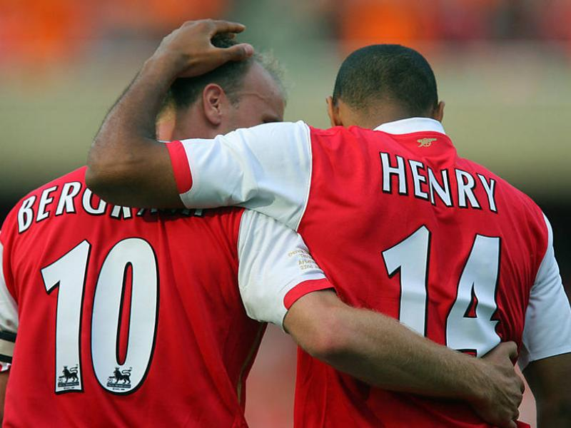 'He was the best in his position!'- Arsenal legend praises Thierry Henry