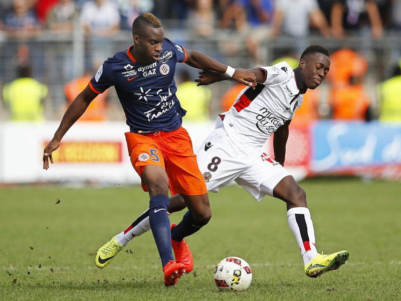 Newcastle United approach Nice ahead of possible deal for midfielder Arnaud Lusamba