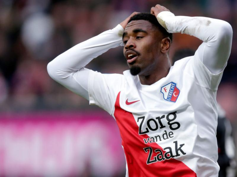 FC Utrecht manager claims Celtic want their player Gyrano Kerk