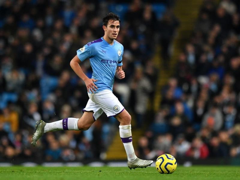 Man City fights to keep highly-rated youngster Eric Garcia from Barcelona