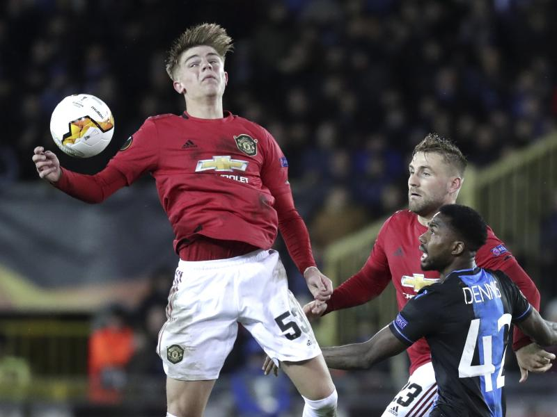 Manchester United youngster set for a bumper new deal