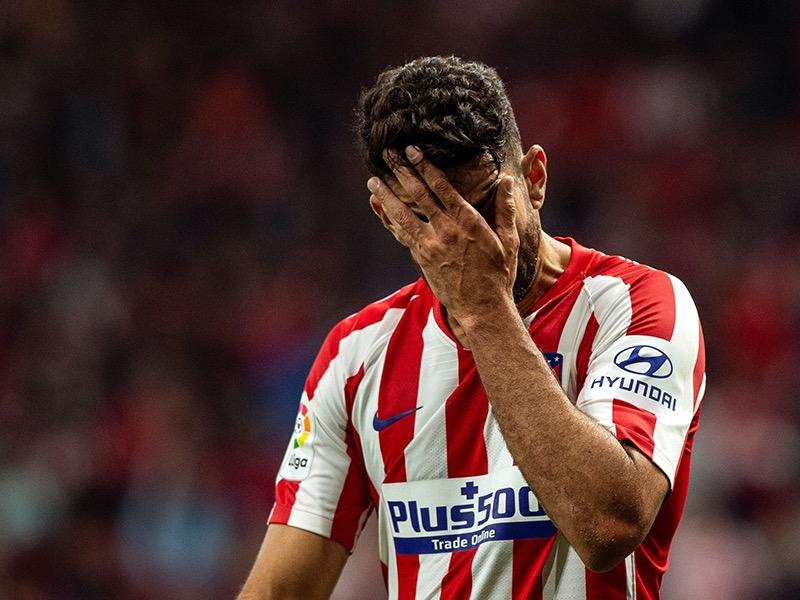 Reports: Former Chelsea striker Diego Costa set to join Benfica